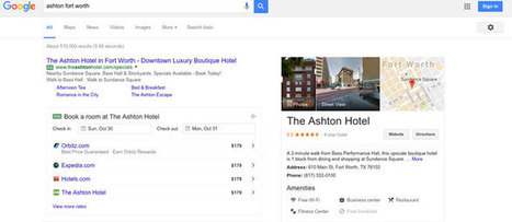 #Google tests single hotel deal placements in search -   | ALBERTO CORRERA - QUADRI E DIRIGENTI TURISMO IN ITALIA | Scoop.it