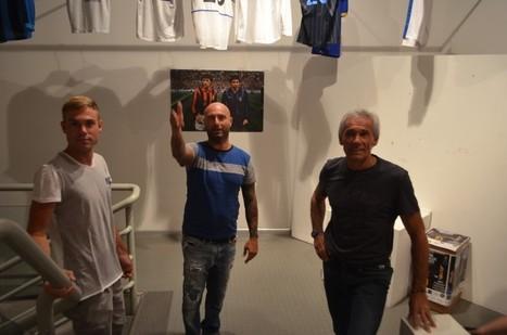 """Beppe Baresi a Termoli: """"Magliette che hanno fatto la storia del calcio""""   Il tatuaggio di stoffa   Scoop.it"""