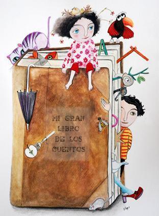 Poesia Infantil i Juvenil: Cuentos redondos: un lloc web per gaudir del nostre folklore | Lecturas extraescolares | Scoop.it