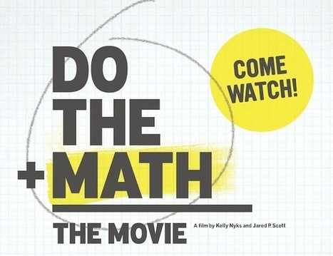 """The """"Do the Math"""" Movie   Making responsibility for the crises of our times a priority in the classroom   Scoop.it"""