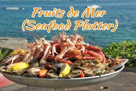 How to Make a Fruit de Mer Platter | Best Easy Recipes | Scoop.it