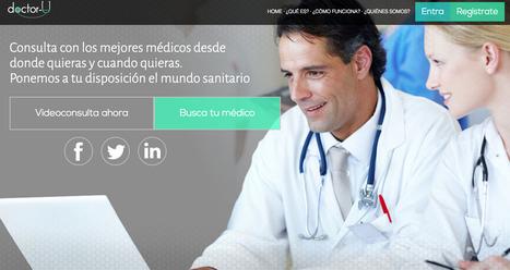 Doctor-U: Plataforma de comunicación entre profesionales y pacientes   Salud Conectada   Scoop.it