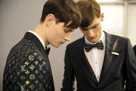 Bow-ties Are Cool: Louis Vuitton Said So   Mens life style   Scoop.it