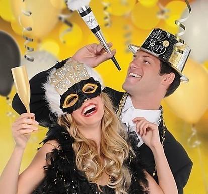 Réussir son réveillon du Nouvel An à tous les coups ! | Blog RueDeLaFete | deguisement noel | Scoop.it