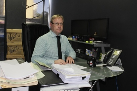 Dave: Insolvency Accountant. | Five Friends | Scoop.it
