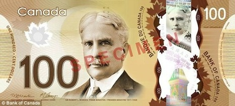 Canadians Think Their $100 Bill Is A Maple-Scented Scratch And Sniff   social media   Scoop.it