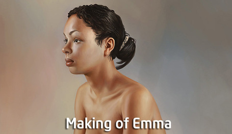 Making of Emma in Photoshop | Photoshop Tutoriels | Scoop.it
