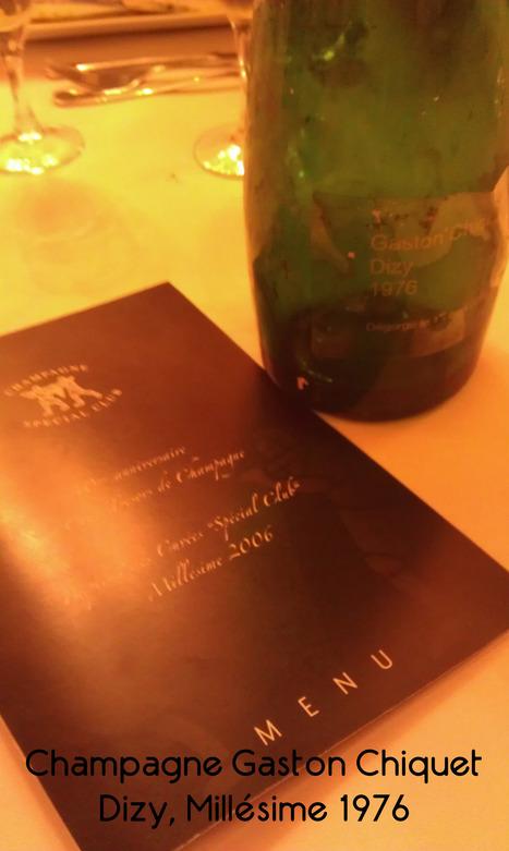 40ème anniversaire du Club Trésor de Champagne | champagne & marketing | Scoop.it