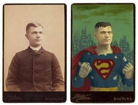 Vintage Photographs Turned Into Pop Culture Icons | Visual*~*Revolution | Scoop.it