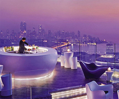 5 of the world's best bars with a view | Nightlife, Restaurants, Bars, and Music | Scoop.it