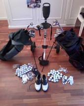 2 series gaucher homme droitière femme | www.Troc-Golf.fr | Troc Golf - Annonces matériel neuf et occasion de golf | Scoop.it