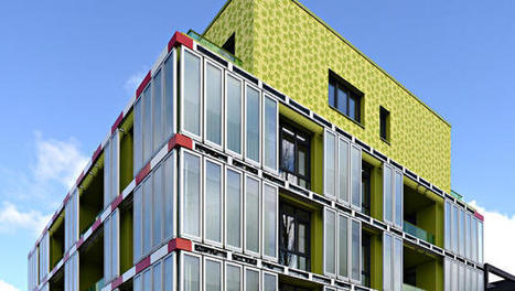 This Algae-Powered Building Actually Works   Global Aquaculture News & Events   Scoop.it
