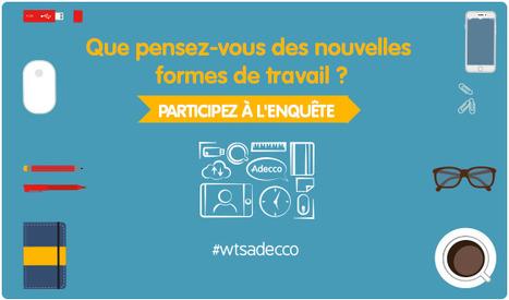Enquête Adecco : Work Trend Study   Emploi et recrutement   Scoop.it
