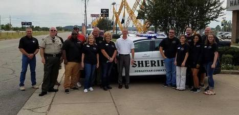 We Support the Blue Kickoff Event at Harry Robinson | Fort Smith AR News | Scoop.it