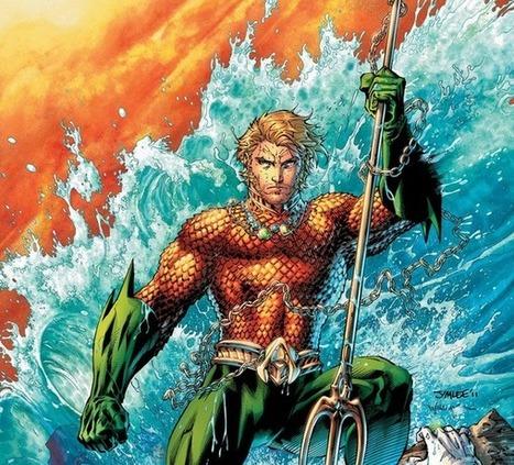 Aquaman au cinéma, une priorité pour Geoff Johns - ActuaLitté   divertissement   Scoop.it