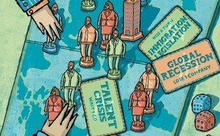 HR Magazine - Employers must adapt global mobility strategies as millennials shun emerging markets, study warns | Global Mobility | Scoop.it