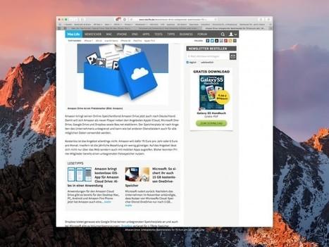 macOS Sierra: So öffnen Sie in Safari 10 beliebig viele geschlossene Tabs | Mac Life | Mac in der Schule | Scoop.it