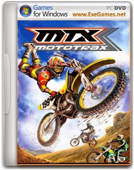 MTX Mototrax Game - Free Download Full Version For PC   Free PC Games Download   Download Free Full Games   travisbestman   Scoop.it