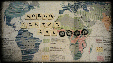 World Poetry Day - Friday 21 March 2014 | Poetry and pictures | Scoop.it