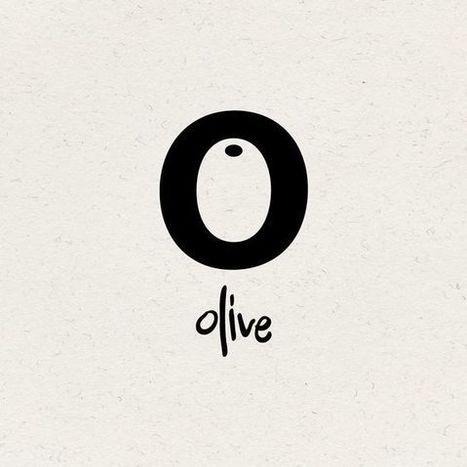 20 diseños de logos monocromáticos | Educacion, ecologia y TIC | Scoop.it