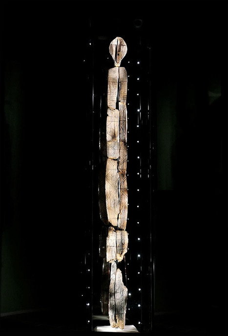 Revelations on Shigir Idol 'change our understanding of ancient civilisations' | Aux origines | Scoop.it