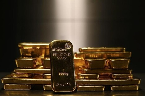 Gold futures edge higher on weaker dollar | La revue de presse CDT | Scoop.it