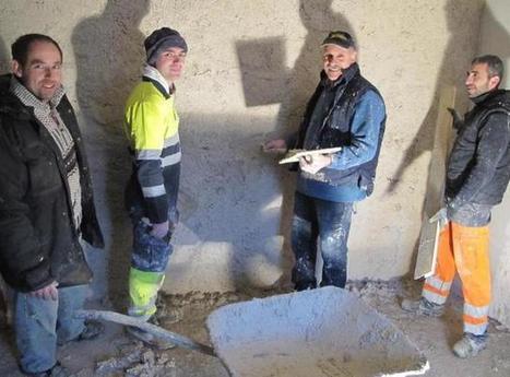 La solution chaux-chanvre - la Nouvelle République | BIOFIB - Isolation écologique | Scoop.it