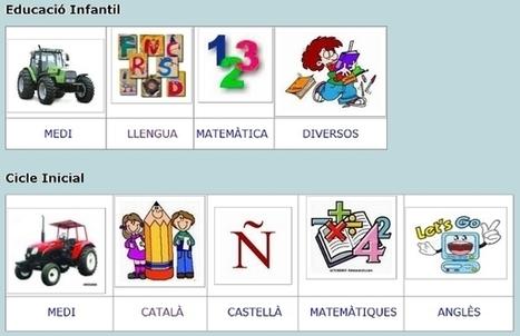 RECURSOS PER A L'EDUCACIÓ ESPECIAL » RECURSOS TIC | entrena't per llegir | Scoop.it