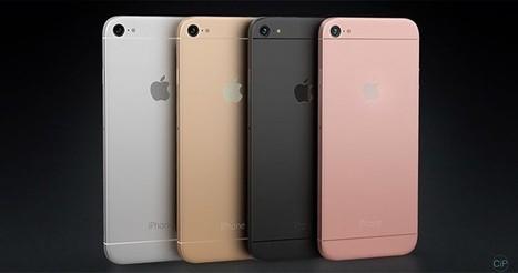 Este concepto del iPhone 7 da vida a alguno de los rumores más insistentes sobre el dispositivo   Mobile Technology   Scoop.it