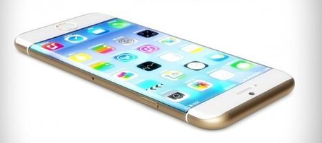 iPhone 6 : Un grand écran, mais aussi du NFC et du chargement ... - Be Geek | Méli-mélo de Melodie68 | Scoop.it
