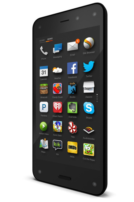 With Its Fire Phone Demo, Amazon Revealed It Still Doesn't Understand Gaming - TIME | GamingShed | Scoop.it