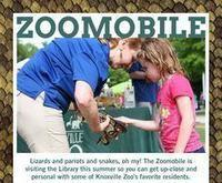 Knoxville Zoomobile visits Kingsport Library | Tennessee Libraries | Scoop.it