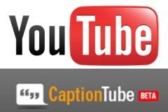 CaptionTube: Home | School tools | Scoop.it