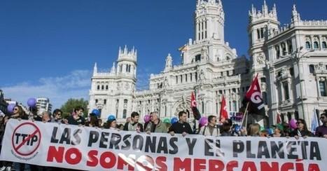 La campaña #NoalTTIP solicita al Ayuntamiento de Madrid que se declare zona libre de TTIP y CETA | No al TTIP | LA GRAN ESTAFA EN ESPAÑA | Scoop.it
