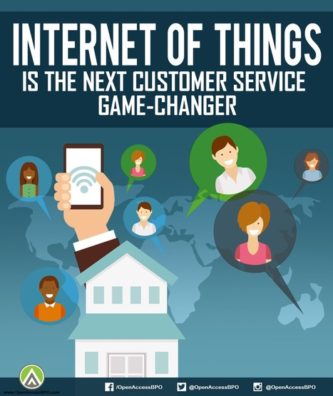 Internet of things is the next customer service game-changer | Social Media and the Internet | Scoop.it
