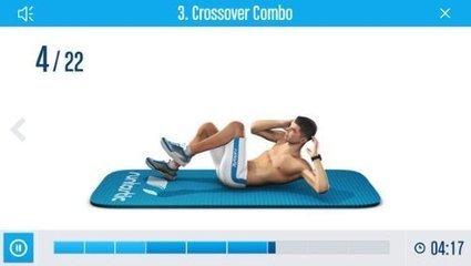 Runtastic lance son application de fitness pour tous - Le Soir | Salle de sport | Scoop.it