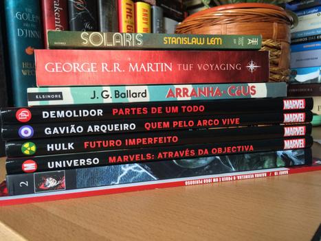 Últimas aquisições   Ficção científica literária   Scoop.it