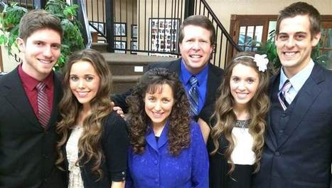 The Duggars' 7 rules of courtship: 'Love is in the air' (but no kissing)  - TODAY.com | It's Show Prep for Radio | Scoop.it