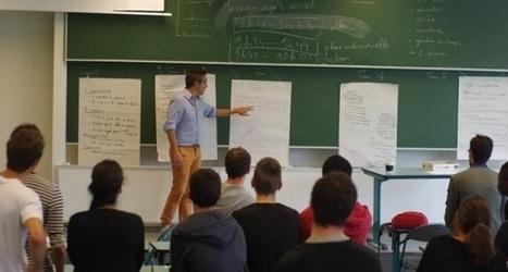 Sélection en master : la liste des M2 sélectifs (enfin) publiée | Enseignement Supérieur et Recherche en France | Scoop.it