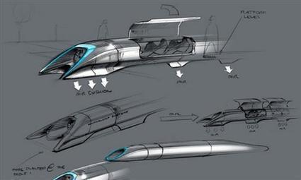 Technologie : l'Hyperloop, le moyen de transport du futur ? - Boursier.com   Ressources pour la Technologie au College   Scoop.it