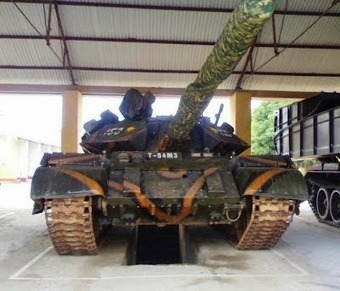 MaxDefense: Main Battle Tanks in ASEAN Armies - Is there a ... | Military and Some More Things | Scoop.it