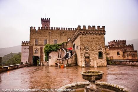 Juan Pablo & Silvia wedding in Castello Brancaccio | Location di Matrimonio | Scoop.it