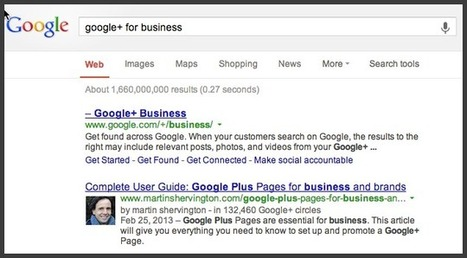 Google Plus SEO: Trust, Reputation and Authority | The Content Marketing Hat | Scoop.it