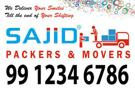 Sajid Packers & Movers 99 1234 6786 - Blogger | Sajid Packers and Movers | 99 1234 6786 | Scoop.it