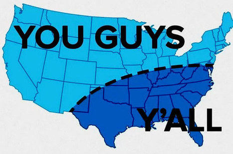 22 Words That Have A Totally Different Meaning In The South | Troy West's Radio Show Prep | Scoop.it