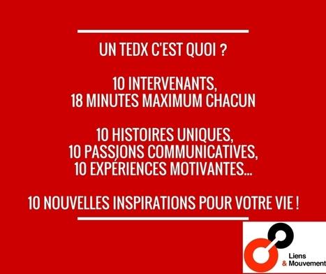 Participez au 1er TEDX Valenciennes | Transition Numérique : (re)trouver du bon sens | Scoop.it