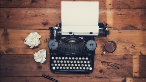 How I switched from writing fiction to a daunting memoir | memoir writing | Scoop.it