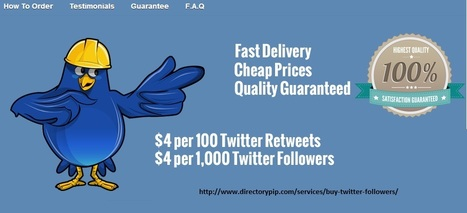 Buy Twitter Followers Buy Twitter Retweets Purchase Twitter Followers Buy Retweets | Boost Traffic to your Site | Scoop.it