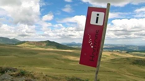 Le massif du Sancy transformé en surprenante galerie d'art à ciel ouvert   Montagne - Culture et Société   Scoop.it