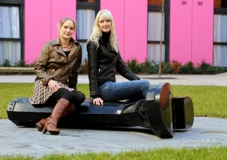 Sculpture honours rubber factory's war heroes - Edinburgh Evening News   rubber fetish news   Scoop.it